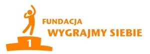 logo pomarańczowe-białe
