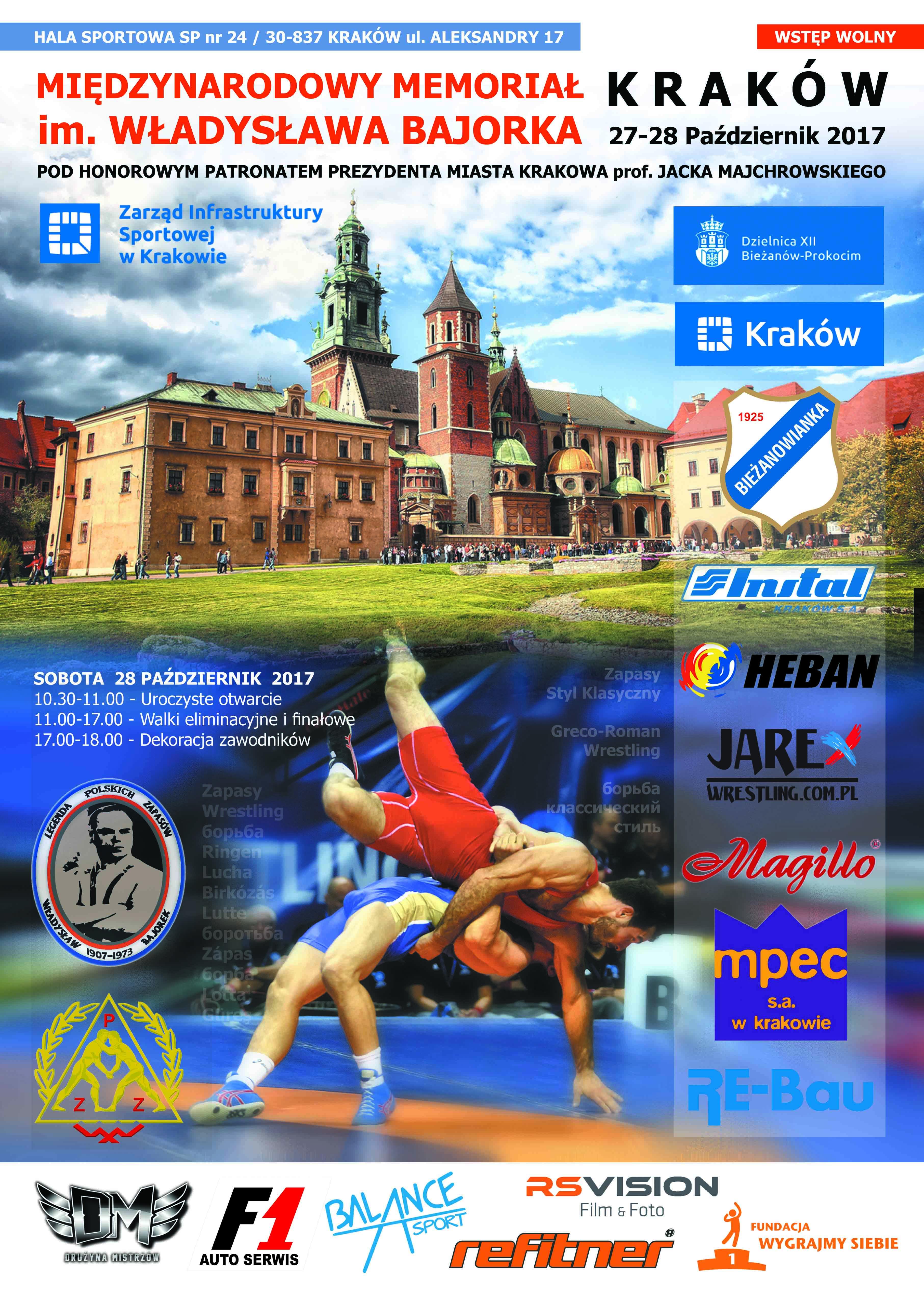 Bajorek 2017 - plakat