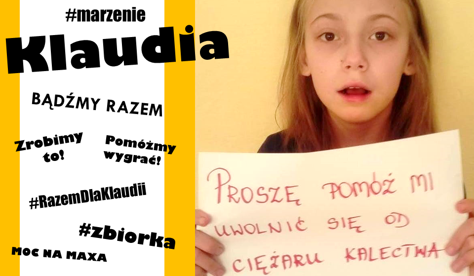 Klaudia tło - post