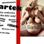 Walczymy o szczęśliwe narodziny Bartka i jego zdrowe serduszko!