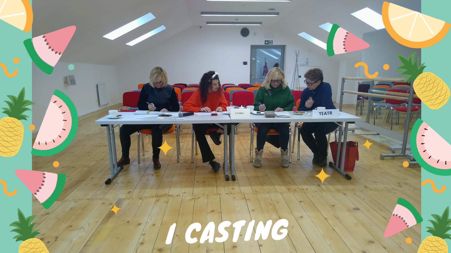 Casting I WWW