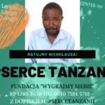 #SerceTanzanii – pomóż Nicholausowi żyć!