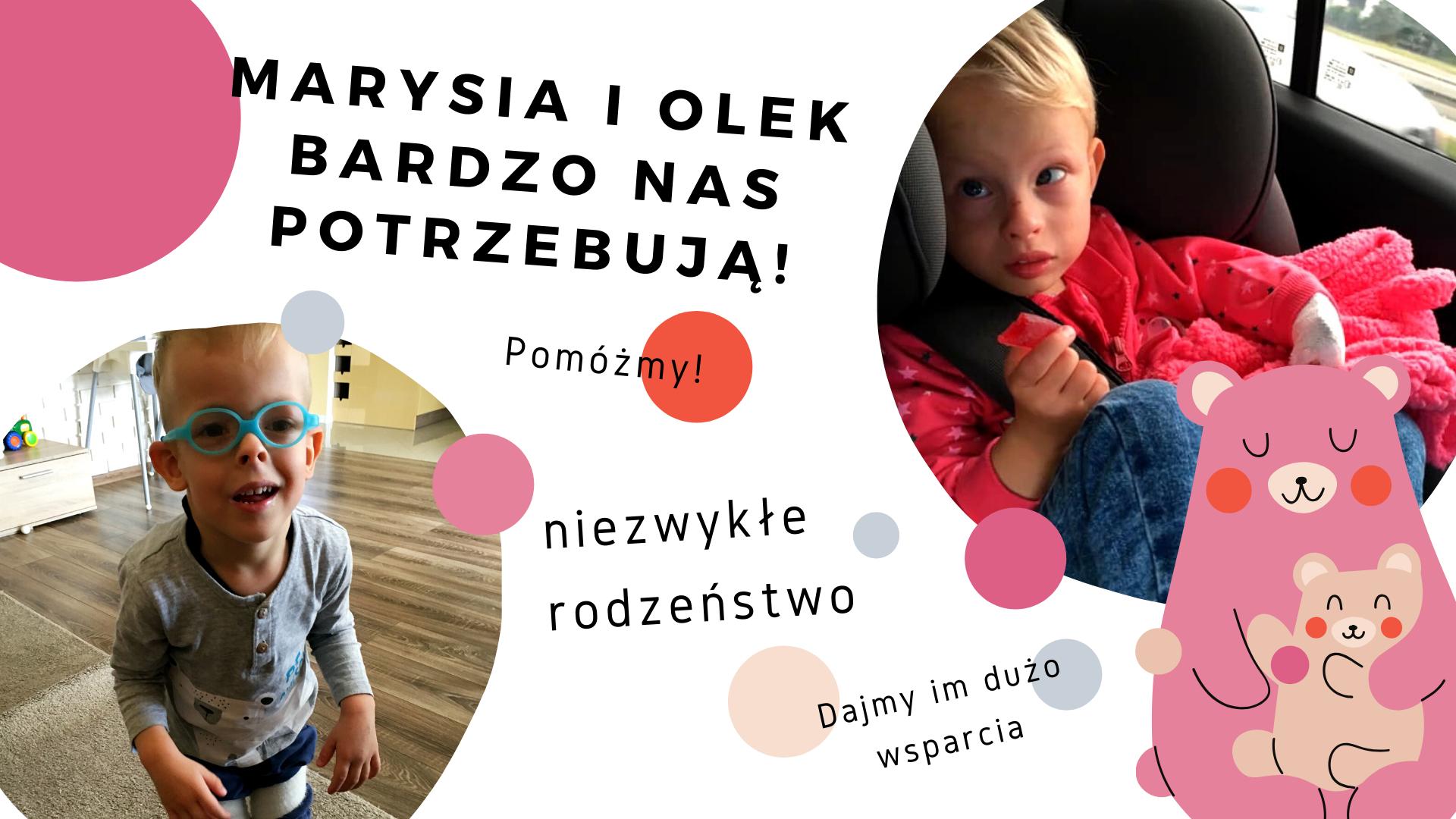 Marysia i Olek 11 - tło WWW