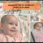 "Kampania ""100 dni dla Marysi"""