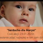 "Akcja ""Serducho dla Marysi"""